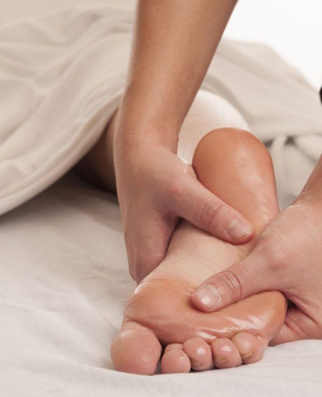 Massage de pieds (2)
