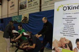 19-Massage sur chaise O'kiné diapason