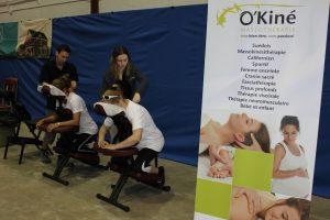7-Massage sur chaise au diapason