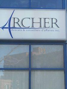 19-Tournée Détente O'Kiné. Archer avocats