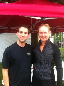 2- Jessica Moore. Challenger de Tennis de Granby