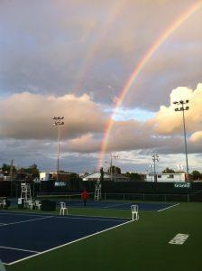 26- Challenger de Tennis de Granby. O'Kiné Massothérapie