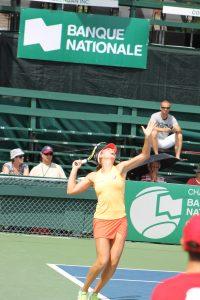 28-Johanna Konta. Challenger de tennis de Granby