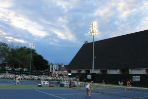 35. Challenger de tennis de Granby. Massothérapie Granby