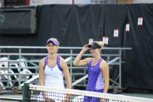 36- Challenger de tennis de Granby. Storm Sanders et Jessica Moore