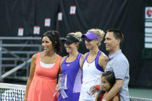 37.Challenger de tennis de Granby. Storm Sanders et Jessica Moore