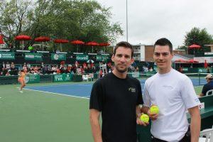 39. Samuel Dupuis, Benoit Racine, Challenger de tennis de Granby