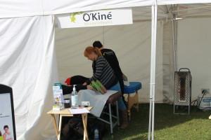 8. Massage sportif ranby. O'kiné Massothérapie