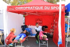 ProAction chiropratie. Demi marathon de Granby 2015