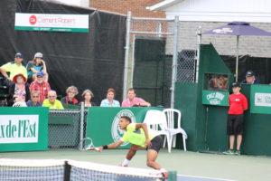 Felix Auger Aliassime - Challenger de tennis Granby