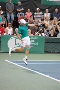 Denis Shapovalov Challenger de tennis Granby